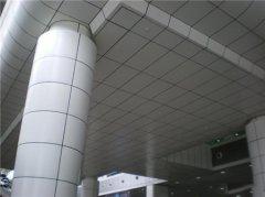 立柱包柱铝单板