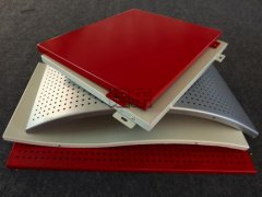 四个关键要点帮你如何轻松购买优质的双曲铝单板