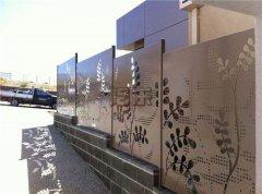 铝乐建材让你如何能选对优质得包柱铝单板