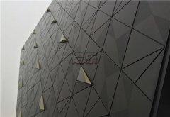 双曲铝单板生产厂家哪一个牌子好?怎么寻找完美双曲铝单板